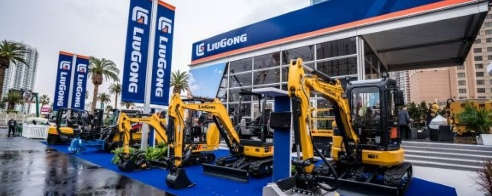 LiuGong is Committed to the Customer's Success